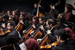 Gilan Philharmonic Orchestra concert