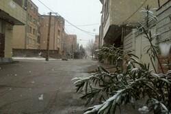 سلام برف به خرمآباد