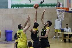 درخشش تیم بسکتبال چهارمحال وبختیاری در مسابقات پیشکسوتان غرب کشور