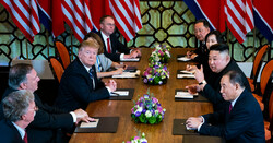 Trump's Talks With Kim Jong-un Collapse, and Both Sides Point Fingers