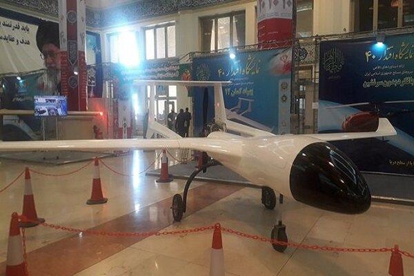 Iran launches Kaman-12 UAV, Akhgar missile production lines