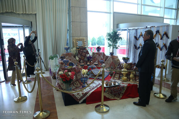 Iranian, regional officials and artists celebrate Noruz