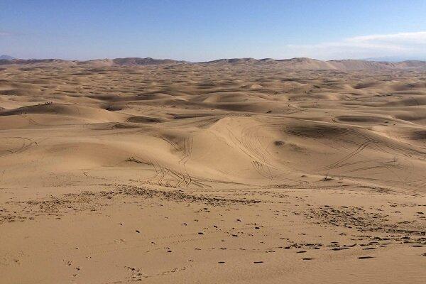 إيران الخامسة عالمياً في تثبيت الرمال المتحركة