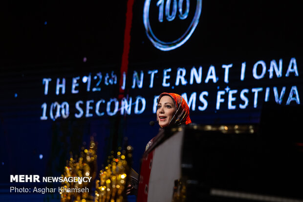 12th intl 100 Second Film Festival wraps up