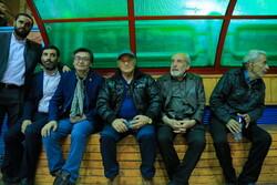بازی خیریه فوتسال بین تیم هنرمندان ایران با تیم پیشکسوتان قم