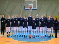 بانوان بسکتبالیست کردستانی به سوپر لیگ بسکتبال کشور صعود کردند