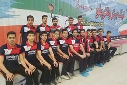 پیشگامان نایب قهرمان لیگ برتر واترپلو زیر ۱۷ سال ایران شد