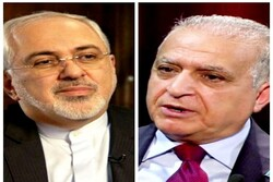 Iranian, Iraqi FMs discuss arrangements for Rouhani's visit to Baghdad