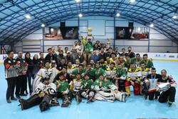 تیم تهران قهرمان مسابقات اینلاین هاکی کشور شد