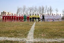 بانوان آویسای خوزستان در لیگ برتر فوتبال شکست خوردند