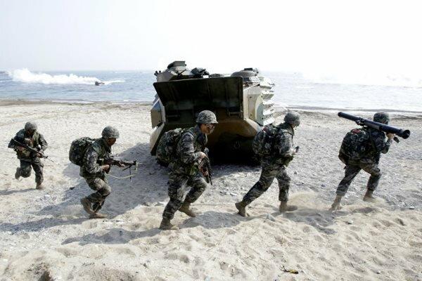 جنوبی کوریا اور امریکہ کا فوجی مشقوں کو ختم کرنے کا اعلان