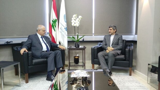 Iran, Lebanon stress boosting bilateral ties