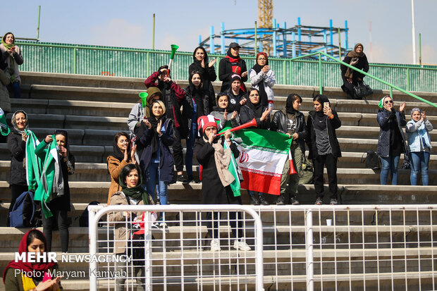 مباراة ودية تجمع المنتخب الايراني ونظيره البيلاوروسي