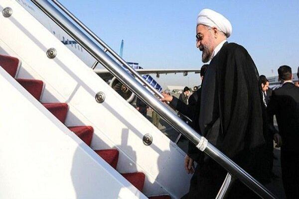 Cumhurbaşkanı Ruhani Perşembe günü Kırgızistan'a gidecek