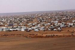 بازگشت شماری دیگری از آوارگان از اردوگاه الرکبان به سوریه