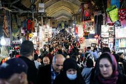 Nowruz shopping at Tehran's Grand Bazaar