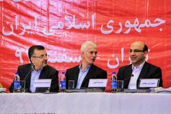 مهدی علینژاد برای چهار سال دیگر رئیس فدراسیون ووشو ماند
