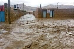 آخرین وضعیت مناطق سیل زده استان کرمان / راه ارتباطی ۱۰۰ روستای ریگان قطع است