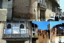 عمارت تاریخی دریابیگی چشم انتظار مساعدت مسئولان برای بقا