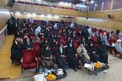 پنجمین همایش سبک زندگی فاطمی در قزوین برگزار شد