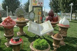 اجرای طرح استقبال از بهار در کرمانشاه