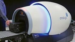 دستگاه جدید کنترل چمدان مسافران فرودگاه از راه رسید