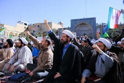تجمع طلاب حوزه علمیه استان تهران فردا برگزار می شود