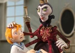 """""""Captain Morten and the Spider Queen"""""""