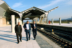 Rasht train station