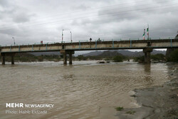 Three border guards killed in flash floods in Mirjaveh