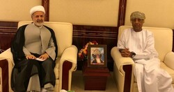 Envoy meets Omani minister to discuss economic co-op