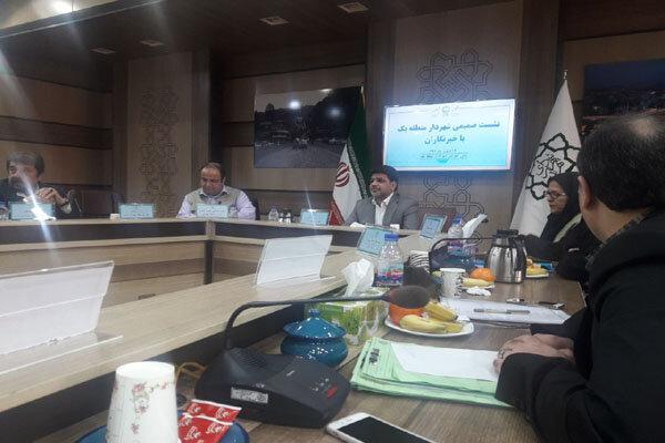 ترافیک سنگین معضل اصلی در شمال تهران محسوب می شود