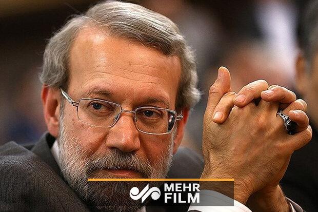 لاریجانی: صداسیما از طرح موضوعات تفرقهافکن بپرهیزد