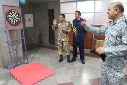هفتمین دوره مسابقات فرهنگی ورزشی وابستگان نظامی برگزار شد