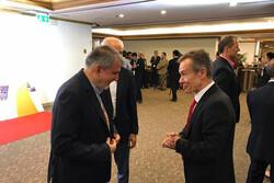 دیدار صالحی امیری با مسئولان کمیته بین المللی المپیک