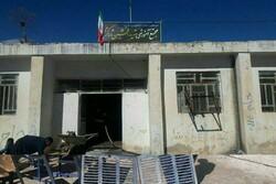 نشت نفت از بخاری منجر به آتشسوزی در مدرسه «شهید شاکرمی» معمولان شد
