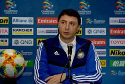 آرولادزه: با یکی از بهترینهای آسیا بازی داریم/ پرسپولیس تغییر زیادی نداشته است
