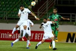 İranlı takım Iraklı rakibi ile 0-0 berabere kaldı