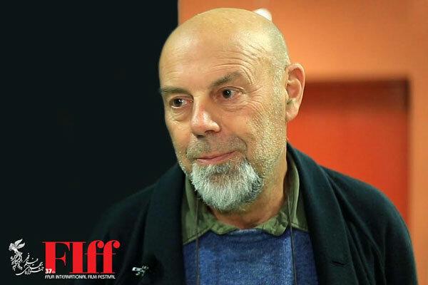 Italian cinematographer 'Luca Bigazzi' to hold workshops in Iran