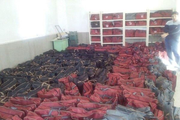 ۲ هزار سبد غذایی از اصفهان به استان گلستان ارسال شد