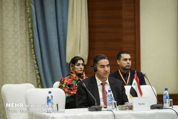 7th meeting of INSTC's coordination council in Tehran