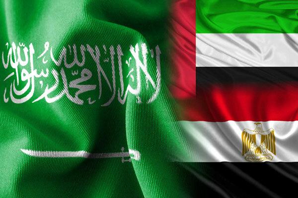 سعودی عرب، مصر اور متحدہ عرب امارات کا اسرائیل کے ساتھ تعلقات کو فروغ دینے پر اصرار