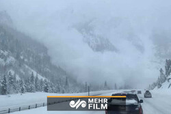 VIDEO: Horrifying avalanche strikes highway in Colorado