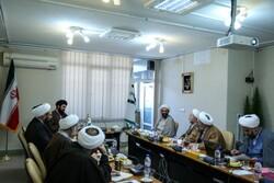 نشست شورای هماهنگی نهادهای حوزوی تهران برگزار شد