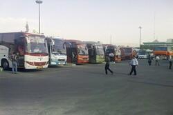 جابهجایی مسافر با ناوگان عمومی در استان سمنان ۵ درصد رشد داشت