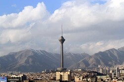 Clean air days double for Tehraners this year