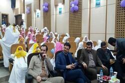 برگزاری جشن عبادت یک هزار و ۴۴۰ دانش آموز همدانی