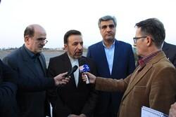 آغاز عملیات اجرایی اتصال راه آهن رشت به آستارا با حضور رئیس جمهور