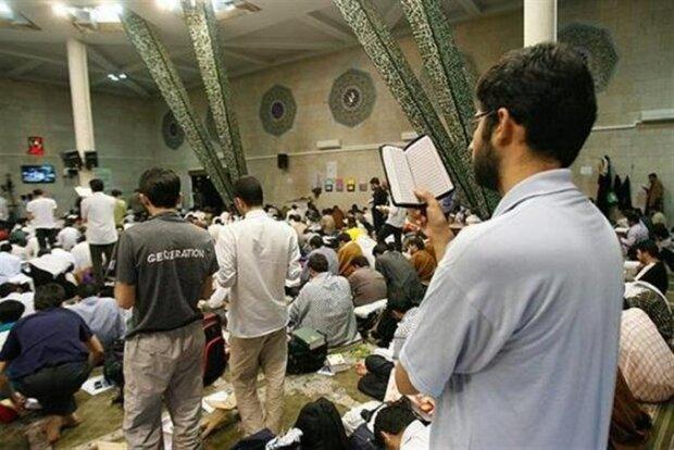 برگزار ی مراسم اعتکاف در ۸ مسجد روستایی و شهری کبودرآهنگ