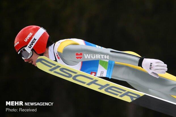 مسابقات اسکی نوردیک در اتریش